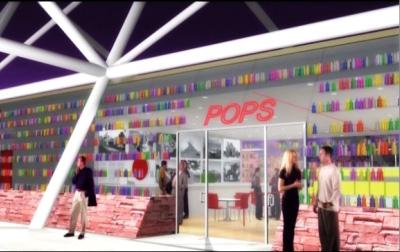 Pops 66 - Located in Edmond, Oklahoma